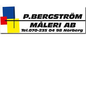 Peter Bergström Måleri AB logo