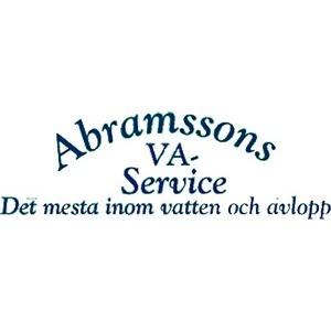 Abramssons Va-Service logo