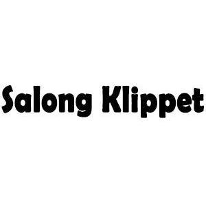 Salong Klippet logo