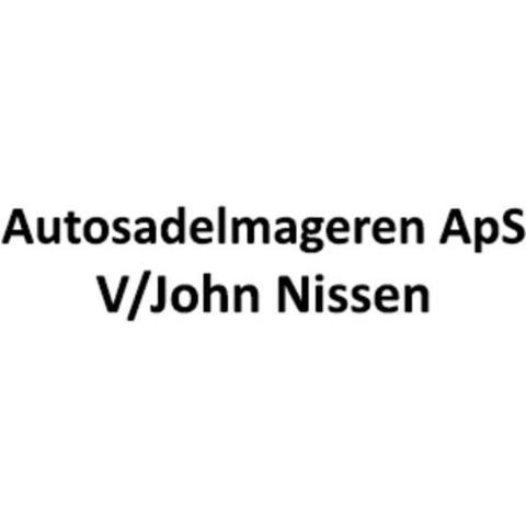 Autosadelmageren ApS V/John Nissen logo