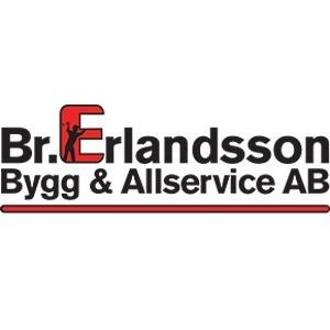Br Erlandsson Bygg & Allservice AB logo