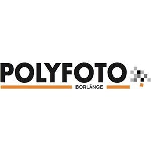 Polyfoto Borlänge logo