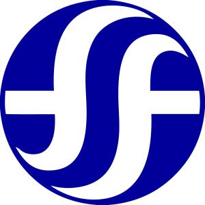 Ruotsinsuomalaisten Keskusliitto (RSKL) logo