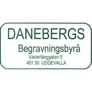 Danebergs Begravningsbyrå - Uddevalla logo