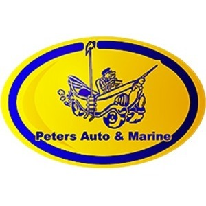 Peters Auto & Marine logo