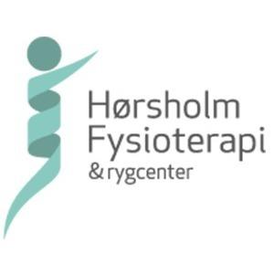 Hørsholm Fysioterapi og Rygcenter logo
