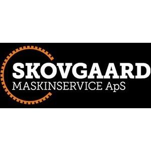Skovgaard Maskinservice ApS logo