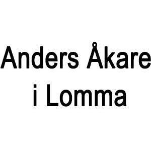 Anders Åkare i Lomma logo