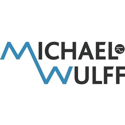 Michael Wulff A/S - BELYSNING logo