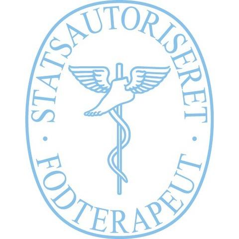 Klinik For Fodterapi v/ Britta Ruby, Conni Olesen og Lisbeth Nielsen logo