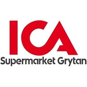 ICA Supermarket Grytan logo