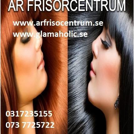 AR Frisörcentrum logo