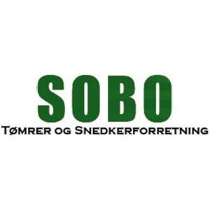 Sobo Tømrer- og Snedkerforretning A/S logo