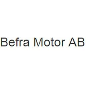 Befra Motor AB logo