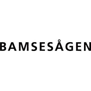 Bamsesågen JM:s Plåt & Mek AB logo