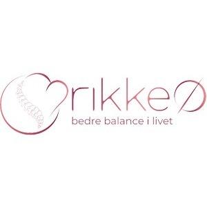 RikkeØ logo