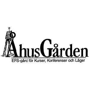 ÅhusGården E F S logo
