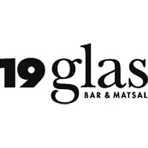 19 Glas logo