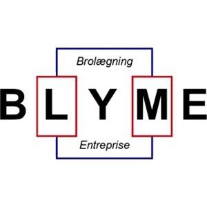 Blyme Brolægning & Entreprise logo