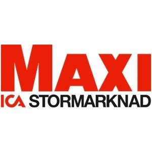 Maxi ICA Stormarknad Nynäshamn logo