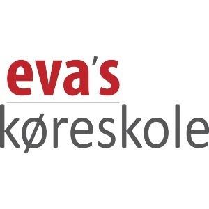 Eva's Køreskole logo