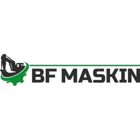 BF Maskin AS logo