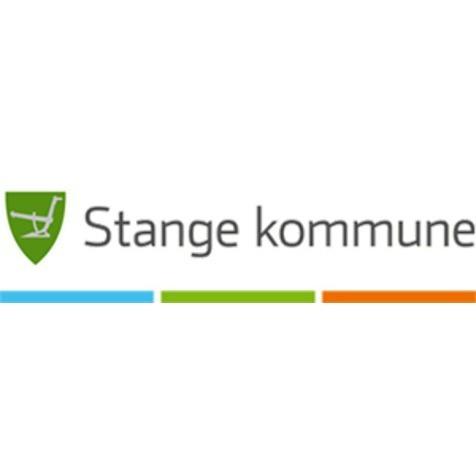Stange bibliotek logo