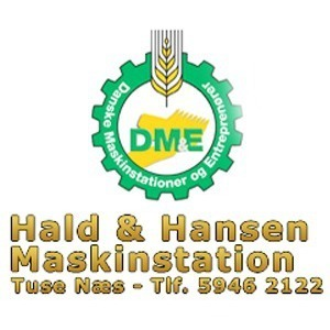 Hansen Maskinstation A/S logo