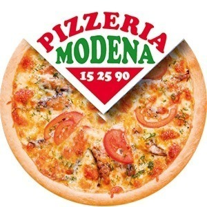 Pizzeria Modena logo