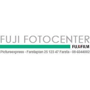 Fuji Fotocenter Picture Express i Farsta AB logo