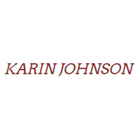 Karin Johnson logo