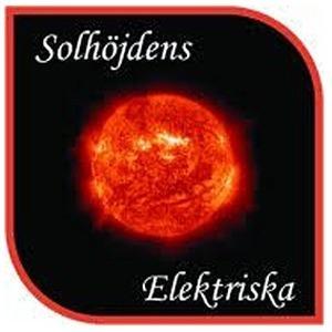 Solhöjdens Elektriska AB logo