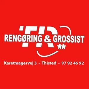 Thisted Rengøring logo