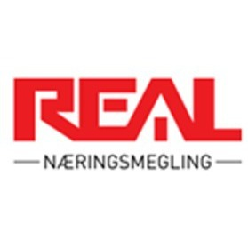 Real Næringsmegling AS logo