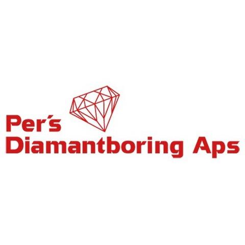 Per's Diamantboring ApS logo