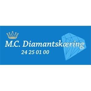 Mc Diamantskæring ApS logo