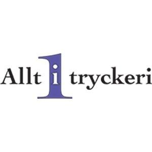 Allt i 1Tryckeri AB logo