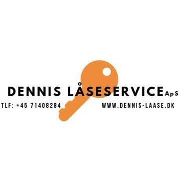 Dennis Låseservice ApS logo