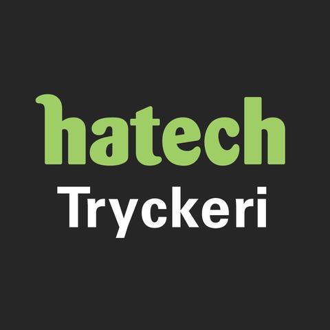Hatech Tryckeri logo