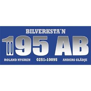 Bilverksta'N 195 AB / Mekonomen logo