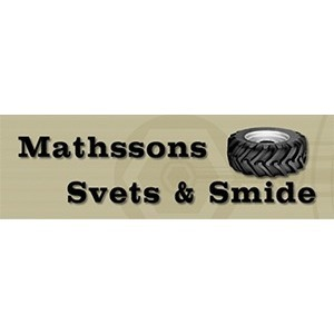 Mathssons Svets & Smide logo