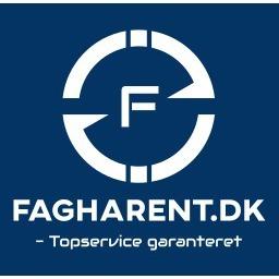 Fagharent.dk logo