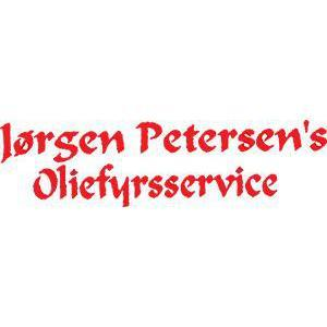 Jørgen Petersen's Oliefyrsservice logo