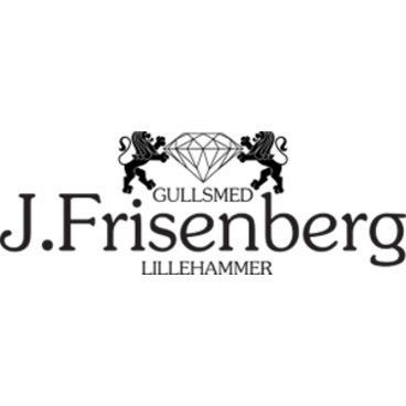 Gullsmed J Frisenberg logo