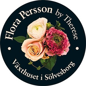 Flora Perssons Blommor logo