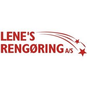 Lenes Rengøring A/S logo