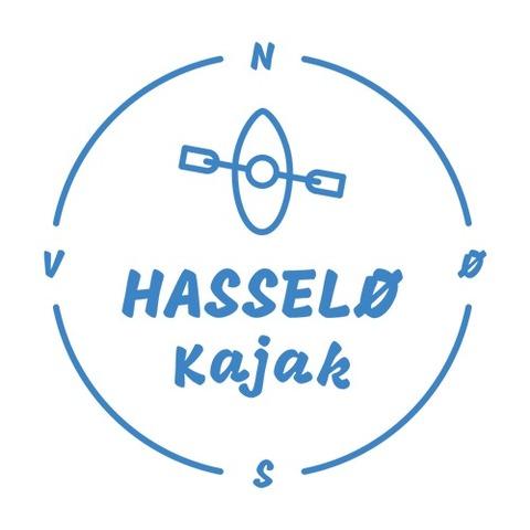 Hasselø Kajak logo