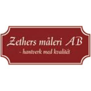 Zethers Måleri AB logo