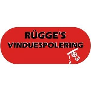 Rügge's Vinduespolering logo