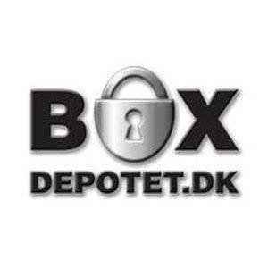 Boxdepotet Hadsten/Aarhus logo